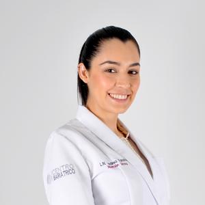 L.N. Andrea Sandoval Nutrición Bariátrica