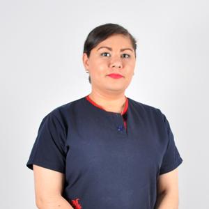 Brenda Elizabeth Barba Durán, Bariatric Nurse