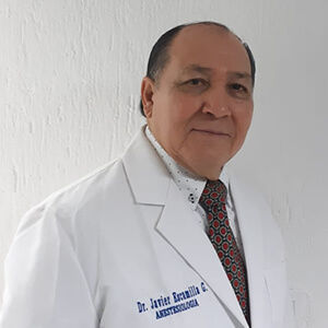 Javier Escamilla Penagos MD Anesthesiology
