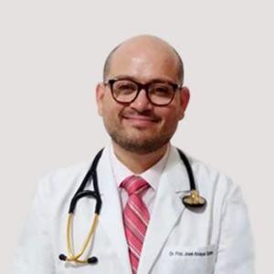 Francisco Anaya MD, Internal Medicine and Critical Medicine